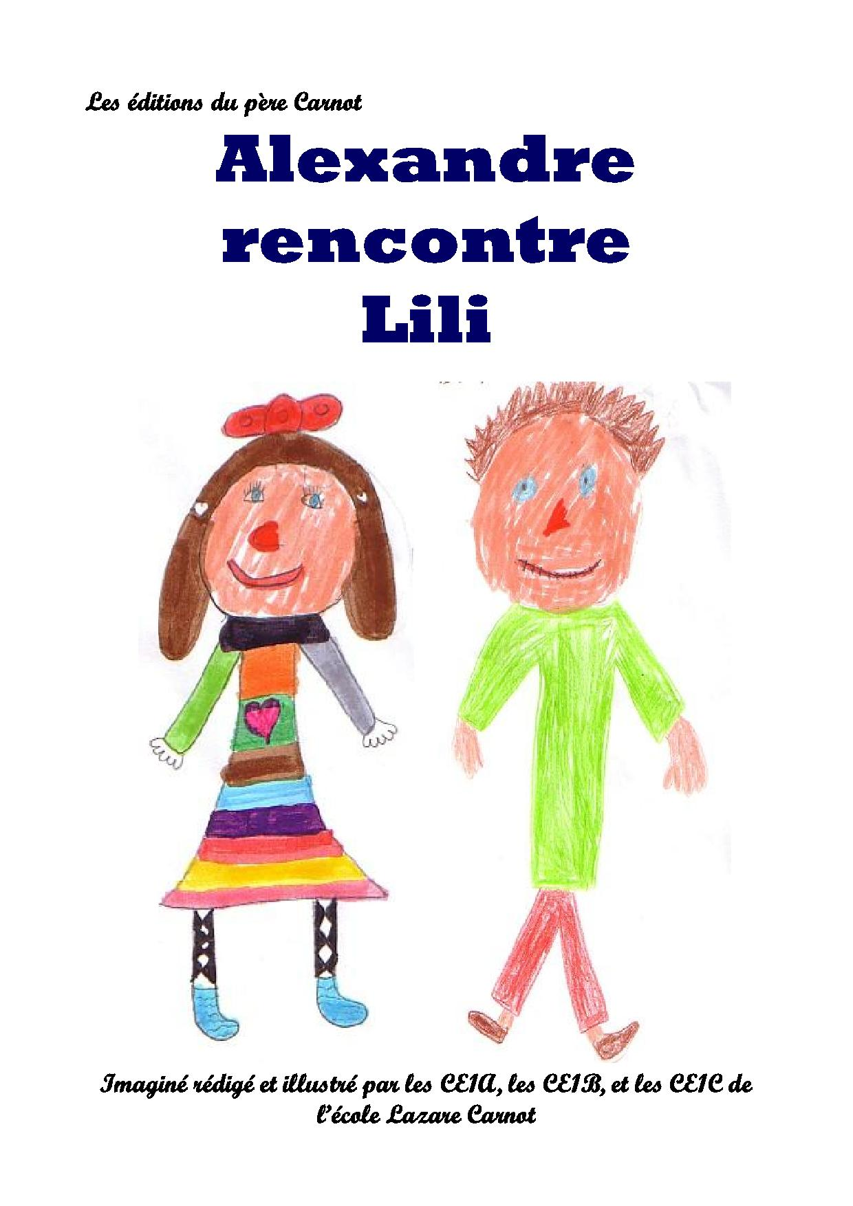 Lili.be rencontre